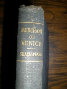 Merchant of Venice 1903 Edition