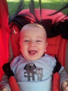 Baby of wackiness Henry