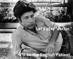 Michael Ondaatje Play Doctor
