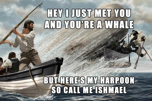 Moby Dick Meme