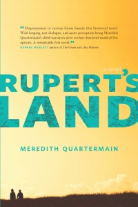 Rupert's Land front cover