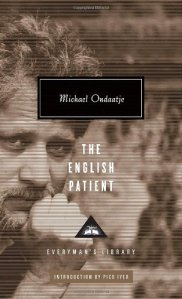 Michael Ondaatje is my bae. Did I say that right?