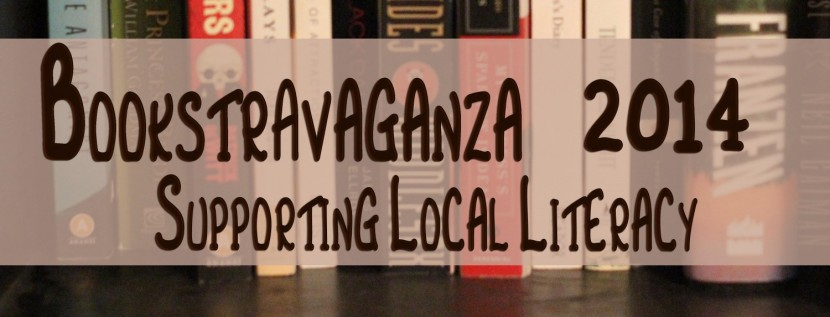 Bookstravaganza logo