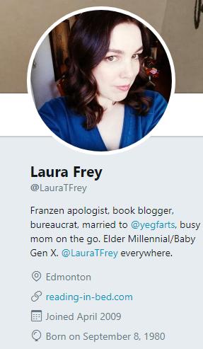 Twitter Profile 2017