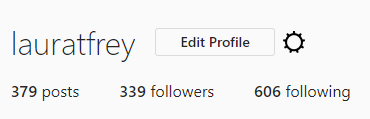 My insta followers